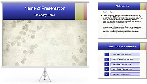 0000084184 PowerPoint Template