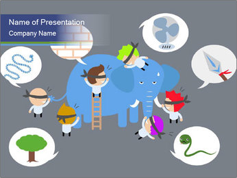 0000084188 PowerPoint Template - Slide 1