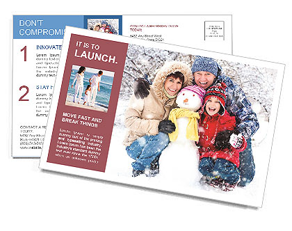 0000084197 Postcard Template
