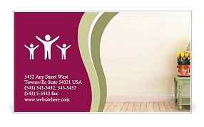 0000084198 Business Card Template
