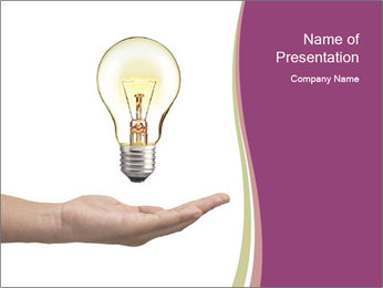0000084201 PowerPoint Template - Slide 1