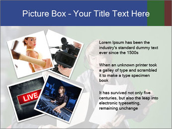 0000084205 PowerPoint Templates - Slide 23