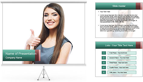 0000084210 PowerPoint Template