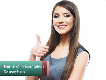 0000084210 PowerPoint Template - Slide 1