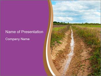 0000084235 PowerPoint Template - Slide 1