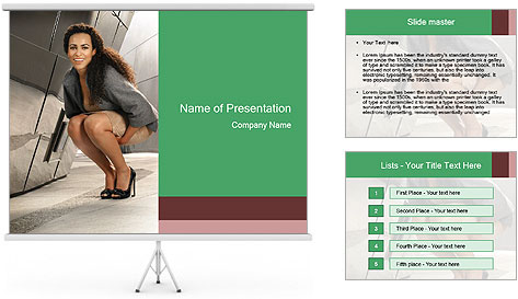 0000084252 PowerPoint Template