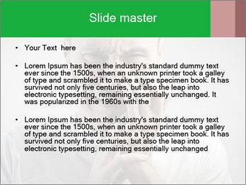 0000084268 PowerPoint Templates - Slide 2