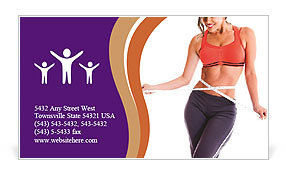 0000084291 Business Card Template