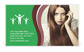 0000084305 Business Card Template