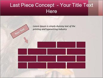 0000084313 PowerPoint Templates - Slide 46