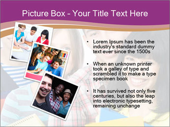 0000084316 PowerPoint Template - Slide 17