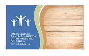 0000084333 Business Card Template