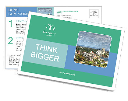 0000084337 Postcard Template