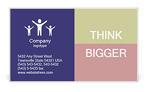 0000084354 Business Card Template