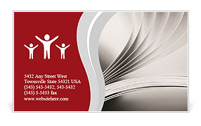 0000084362 Business Card Template