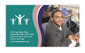 0000084365 Business Card Template