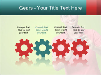 0000084369 PowerPoint Templates - Slide 48