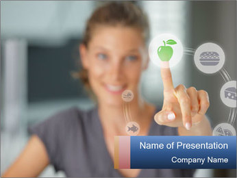 0000084380 PowerPoint Template - Slide 1