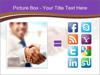 0000084395 PowerPoint Templates - Slide 21