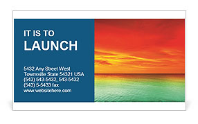 0000084405 Business Card Template