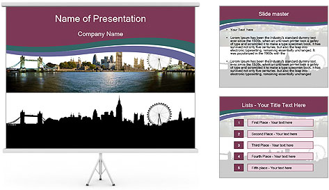 0000084407 PowerPoint Template