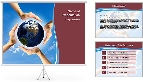 0000084410 PowerPoint Template