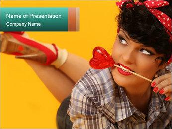0000084414 PowerPoint Template - Slide 1