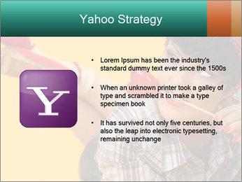 0000084414 PowerPoint Templates - Slide 11