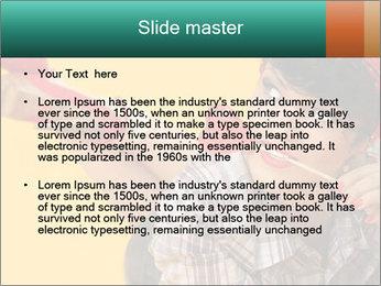0000084414 PowerPoint Templates - Slide 2
