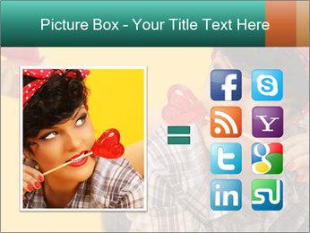 0000084414 PowerPoint Templates - Slide 21