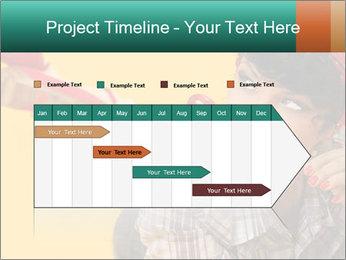 0000084414 PowerPoint Templates - Slide 25
