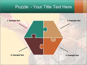 0000084414 PowerPoint Templates - Slide 40