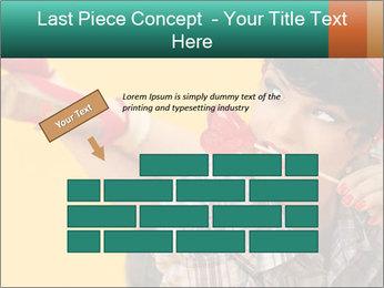 0000084414 PowerPoint Templates - Slide 46