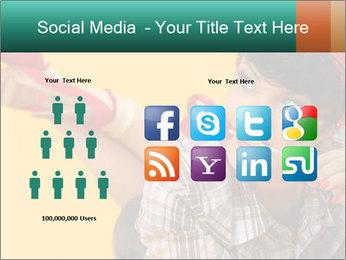 0000084414 PowerPoint Templates - Slide 5
