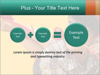 0000084414 PowerPoint Templates - Slide 75