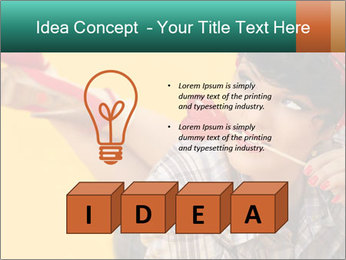 0000084414 PowerPoint Templates - Slide 80