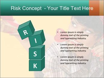 0000084414 PowerPoint Templates - Slide 81
