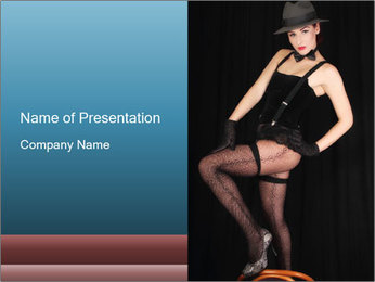 0000084422 PowerPoint Templates - Slide 1