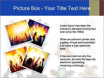 0000084433 PowerPoint Templates - Slide 23