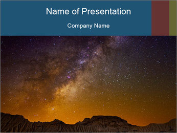 0000084435 PowerPoint Template - Slide 1