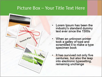 0000084440 PowerPoint Templates - Slide 17