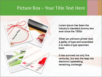 0000084440 PowerPoint Templates - Slide 23