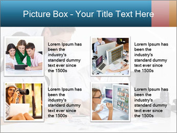 0000084464 PowerPoint Templates - Slide 14