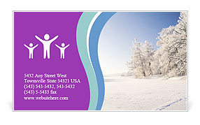 0000084474 Business Card Template