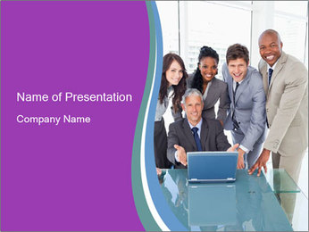 0000084482 PowerPoint Template - Slide 1