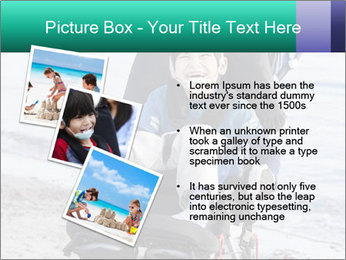 0000084485 PowerPoint Template - Slide 17