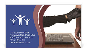 0000084501 Business Card Template
