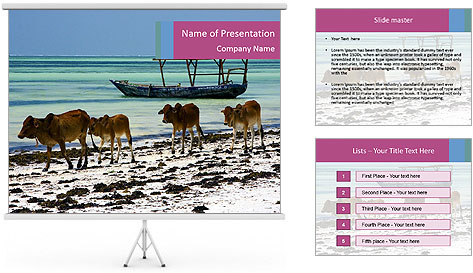 0000084505 PowerPoint Template