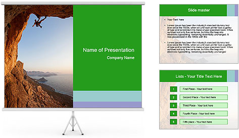 0000084510 PowerPoint Template