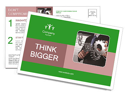 0000084511 Postcard Template